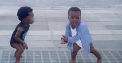 Warum diese Babys tanzen?