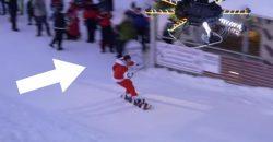 Mit so einer Drohne wird der Skilift überflüssig