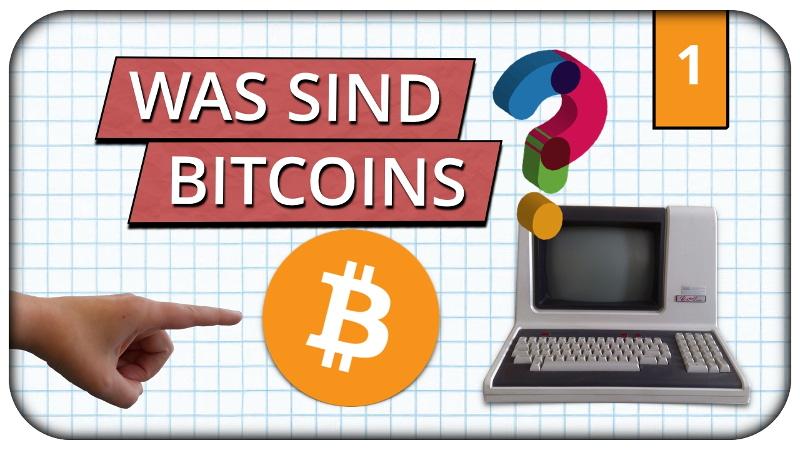 was sind bitcoins