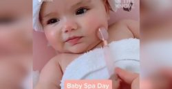 Wellness für das Baby